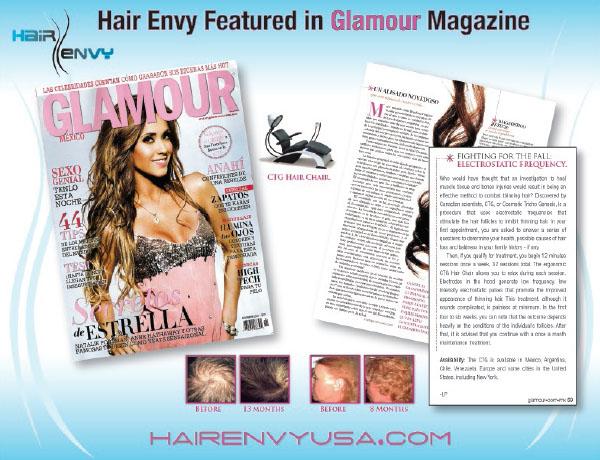 Glamour Magazine - Mexico Large
